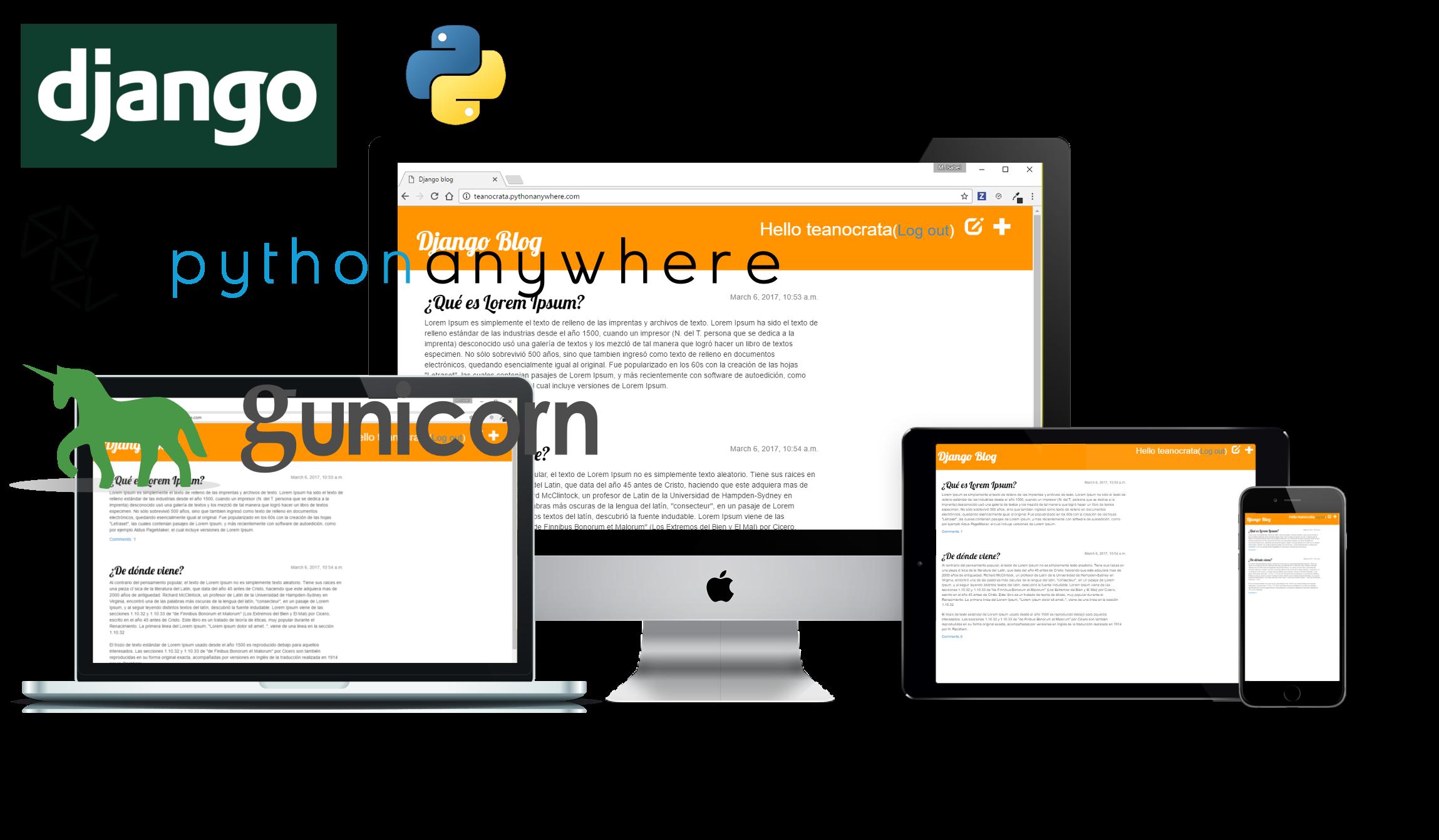 django-test - Learn Django by example